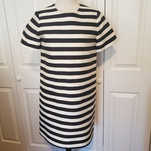 Kate Spade New York Striped  Shift Dress